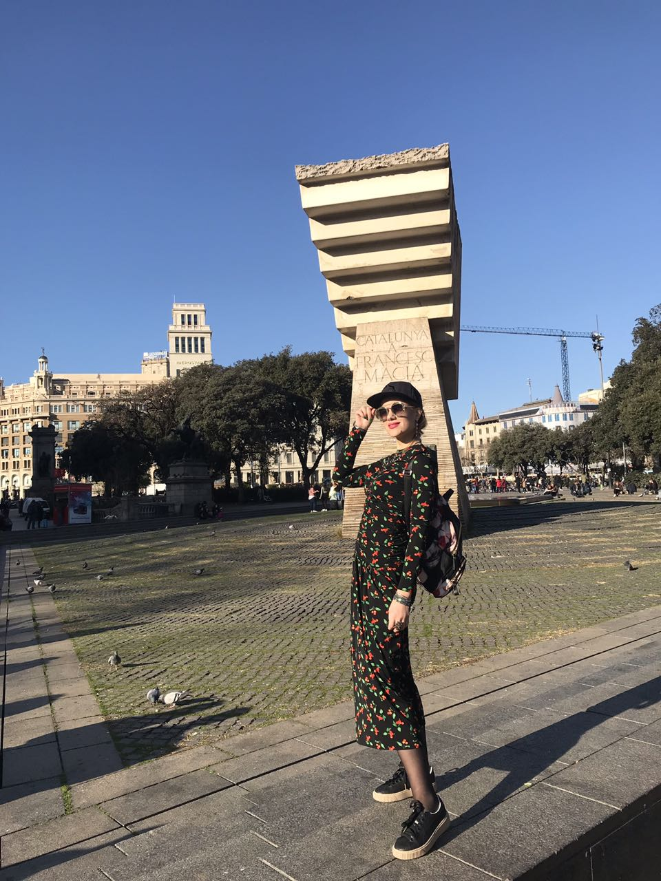 Barcelona I Love You. Part 1